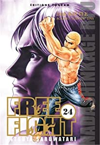 Free Fight Edition simple Tome 24