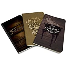Harry Potter: Diagon Alley Pocket Notebook Collection (Harry Potter Journal Collectn)