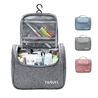 Wash Bag Toiletry Bag Hanging - Acdyion Mens/Women Portable Cosmetic Travel Waterproof Wash Bags Holiday for Girl