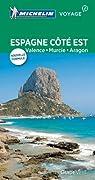 Espagne côte est : Valence, Costa Blanca, Baléares, Aragon par Michelin