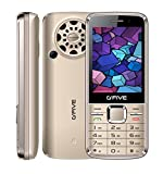 #2: G'Five G9 Rose Gold 2.8 inch, Dual SIM Mobile Phone with Selfie Camera, 3000 mAh Battery, Wireless FM, Vibration with 1 Year Warranty