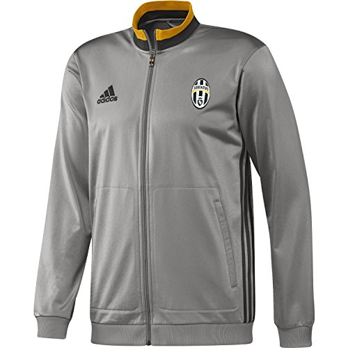 adidas Herren Juventus Turin Trainingsanzug, Collegiate Gold/Dark Grey/Ch Solid Grey, XS