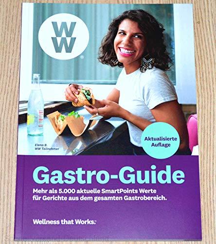 Weight Watchers Gastro-Guide - Restaurantführer 2019