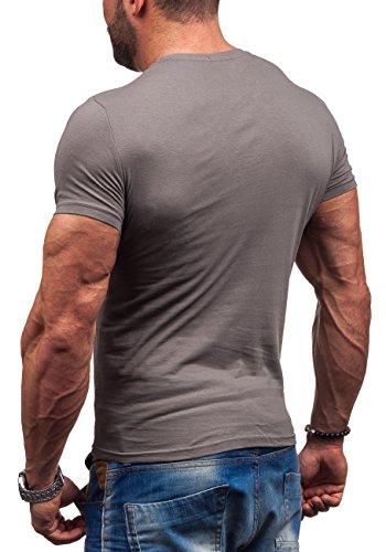 GLO STORY 7483 - T-Shirt Kurzarm Herren