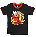 #2: Neevov Cotton Motu Patlu Fun Ringer T-Shirt