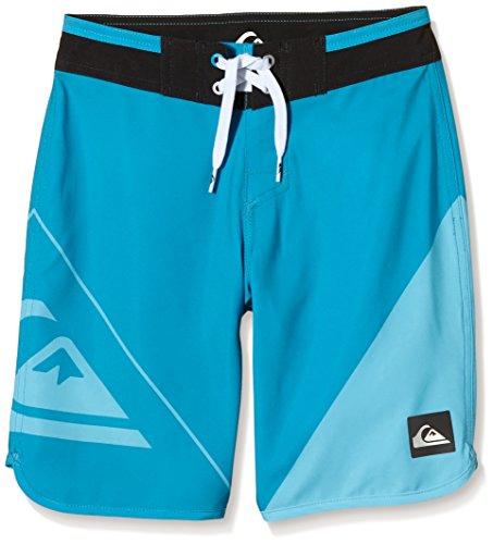 Quiksilver-jungen-shorts Herren (Quiksilver Jungen Badeshorts Newwaveyou 17 B, Hawaiian Ocean, 30/16, EQBBS03057-BMJ6)