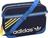 adidas Schultertasche Adicolor Airliner, legend ink/blue bird/sunshine/blis, One Size, F79437