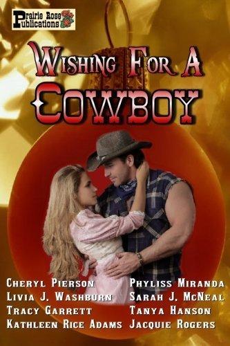 Wishing for a Cowboy by Cheryl Pierson (2013-10-29)