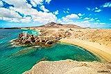 druck-shop24 Wunschmotiv: Papagayo Beach, Lanzarote, Canary