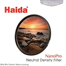 Haida Ultra Slim nanopro MC ND 1.8(64x)–72mm