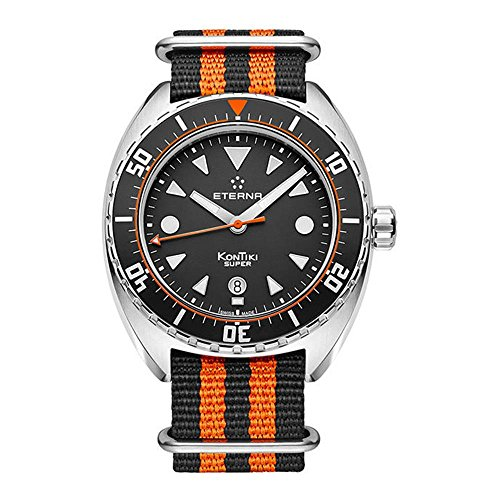 Eterna Super KonTiki Limeted Edition 100 Pc Reloj de hombre 1273.41.46.1364.1