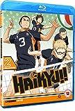 Haikyu!! Season 1 Collection 2 (Episodes 14-25) [Blu-ray] [Edizione: Regno Unito]