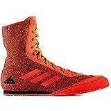 adidas Neue Box Hog Plus Herren Boxsport Schuhe Sport Schuhe Rot, Rot, 47 1/3
