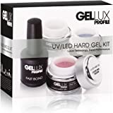 Salon System Profile Gellux UV/LED Hard Gel Kit