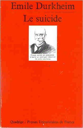 Lire Le suicide, étude de sociologie pdf, epub
