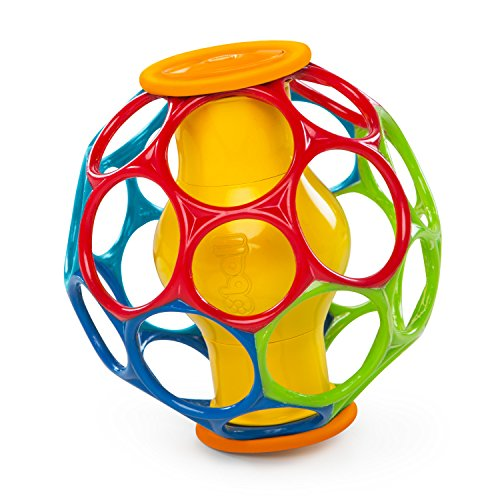 Oball 10853 Bounce with Me, Spielzeug, mehrfarbig
