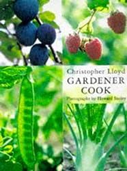 Gardener Cook by Christopher Lloyd (1997-10-09)