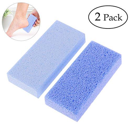 ETEREAUTY Fuß Harte Haut Entferner Füße Pediküre Schwielen Entferner Fuß Raspel Datei Wäscher