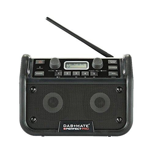 PERFECTPRO DAB+ Mate Radiorekorder (MP3)