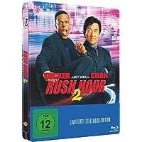 RUSH HOUR 2 (Blu-ray Disc) Steelbook