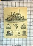 Telecharger Livres Mecanique Antique d Instruments de Machines de Moteur de Traction de Portiers d Aveling d Impression (PDF,EPUB,MOBI) gratuits en Francaise