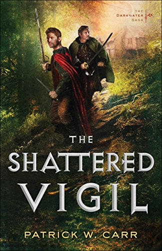 Picture of The Shattered Vigil (The Darkwater Saga Book #2)
