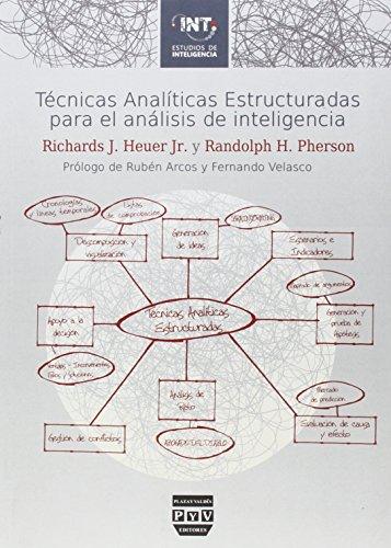 TÉCNICAS ANALÍTICAS ESTRUCTURADAS PARA EL ANÁLISIS DE INTELIGENCIA por RICHAARDS J. HEUER JR RANDOLPH