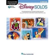 Disney Solos (Oboe) Book/Cd