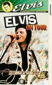 Elvis Presley On Tour [VHS] [UK Import]