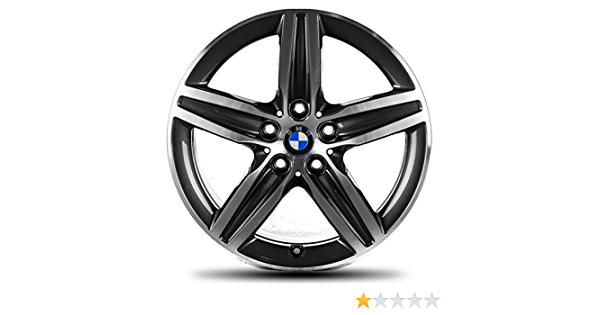 Bmw 17 Inch Alloy Wheels 2 Series F45 F46 Active Gran Tourer Rims Styling 379 Auto
