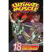 Ultimate Muscle 18