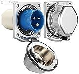 Furrion CEE - Landanschluss-Einspeisungsstecker 230 V / 16 A