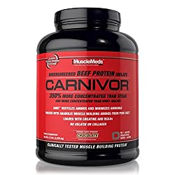 MuscleMeds Carnivor Beef Protein Isolate Chocolate - 4.5lbs (2038g)