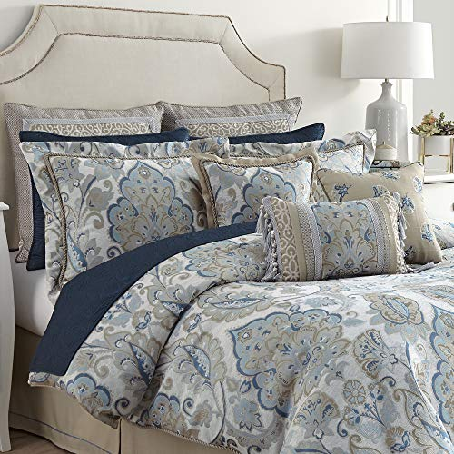 Croscill Emery Cal King Comforter Multi (King Bedding Croscill)