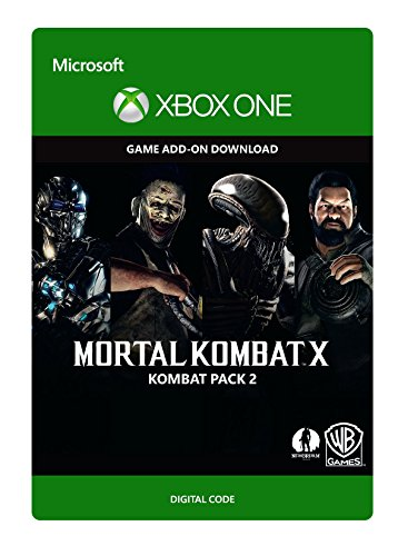 Mortal Kombat X: Kombat Pack 2 [Xbox One - Download Code]