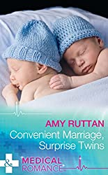Convenient Marriage, Surprise Twins (Mills & Boon Medical)