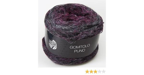 7 violett//kupfer 150 g Fb Wolle Kreativ Gomitolo Puno Lana Grossa