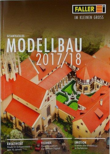 Preisvergleich Produktbild Faller 190906 Katalog 2017/2018 mit Preis