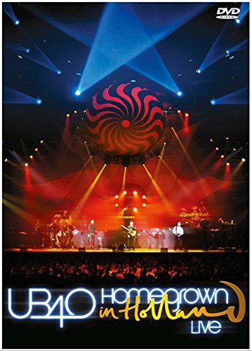 UB40 Homegrown In Holland Live [DVD] [UK Import] (Dvd Ub40)