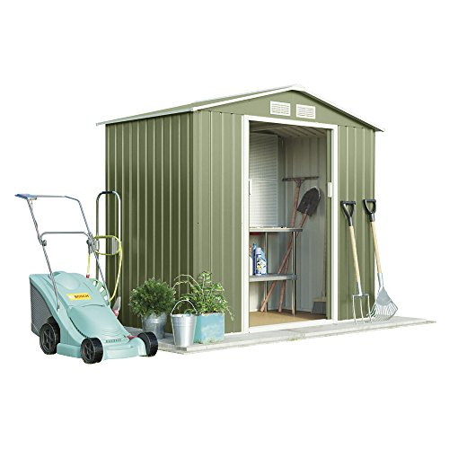 7ft-x-4ft-metal-apex-roof-outdoor-garden-storage-shed-by-waltons-light-green