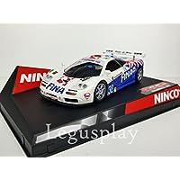 Ninco SCX Scalextric Slot 50273 McLaren F1 GTR Fina Laffite/Soper/Duez