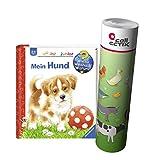 Ravensburger Junior Buch 2-4 Jahre   Mein Hund + Kinder Bauernhof Tiere Poster