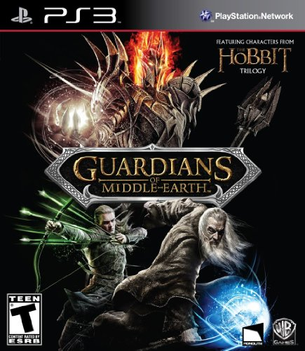 Guardians of Middle Earth (Street 12/4)