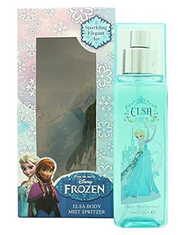 Disney Frozen Elsa Shimmer Body Spritzer, 75 ml