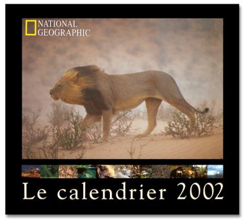 Le calendrier 2002
