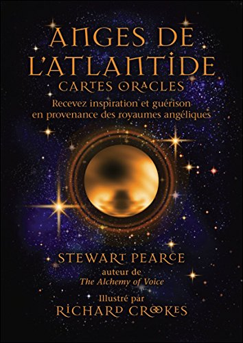 Anges de l'Atlantide - Cartes oracles par Stewart Pearce
