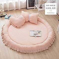 Colchoneta de colchón de confort Alfombra de tatami Para dormir, Colchón grueso suave plegable Topper