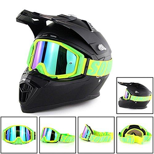 Beatie SM13 skibrille Schutzbrille Motocross Goggle Sportbrille Schneebrille Wintersport Brille Winddicht Staubschutz Fliegerbrille Snowboardbrille Schneebrille Skibrille