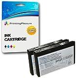 2 Druckerpatronen für Epson PictureMate Pal PM200, Snap PM240, Dash PM260, Flash PM280, Zoom PM290, Charm PM225, Show PM300 | kompatibel zu T5846 C13T58464010