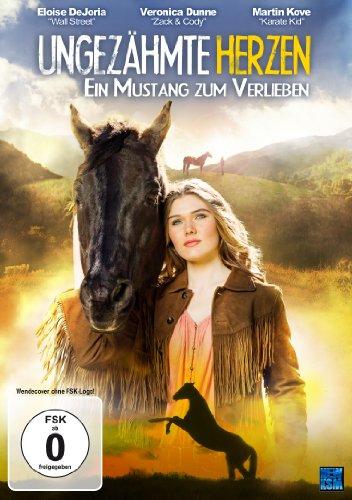 Bild von Ungezähmte Herzen - Ein Mustang zum Verlieben